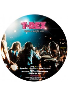 T.Rex   Catch a Bright Star        Ltd edt    Picture disc album